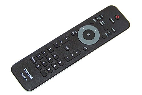 OEM Philips Remote Control Originally Shipped With: 22PFL4505D, 22PFL4505D/F7, 40PFL3705D, 40PFL3705D/F7, 19PFL3504D, 19PFL3504D/F7