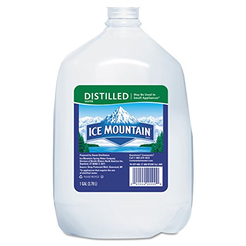 NESTLE - Distilled Water, 1gal, 6/carton ( NLE100604 ) ( 100604 )