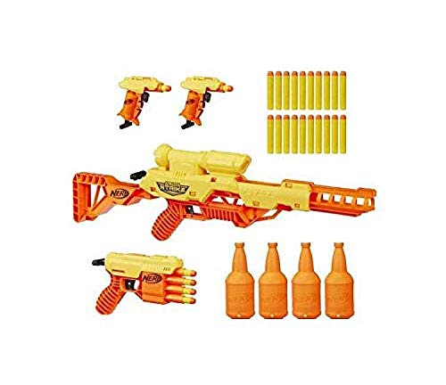 Hasbro- Pistola Nerf (E8444EU4)