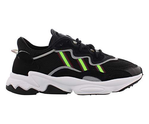 Adidas Ozweego Core - Onix EE7002 para hombre, color negro/verde