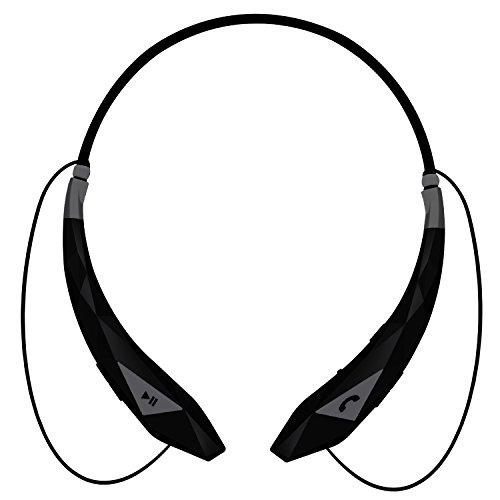 Aduro Amplify Pro SBN45 Wireless Stereo Bluetooth Around The Neck Earbud...