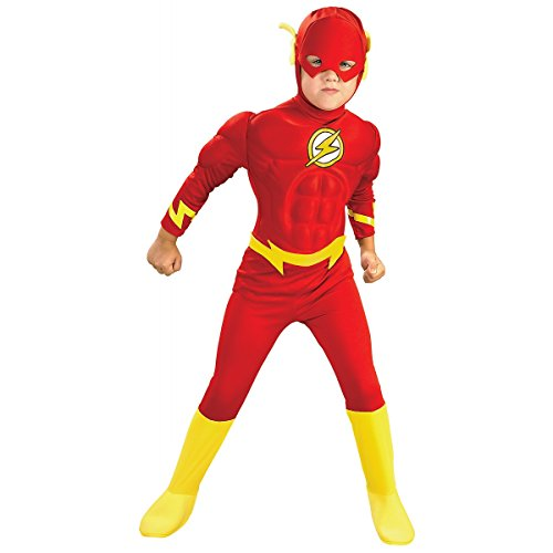 Child Deluxe The Flash8482; Costume - Small - http://coolthings.us