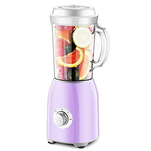 exprimidor electrico Máquina para hacer jugos multifuncional para el hogar, pequeña mezcla...