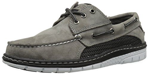 Sperry Top-Sider Men's Billfish Ultralite Boat Shoe, Grey, 10.5 Medium US
