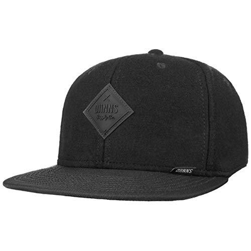 Djinns - Felt Coat (Black) - Snapback Cap Baseballcap Hat Kappe Mütze Caps
