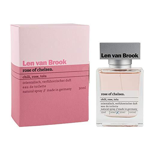 Jean&Len Van Brook rose of Chelsea, 30 ml, 1 Stück, 2804101300