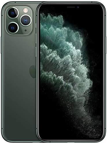Apple iPhone 11 Pro 64GB ミッドナイトグリーン SIMフリー (整備済み品)