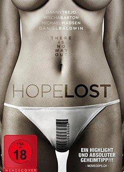 Hope Lost (2015) (Uncut) - Deutsch - DVD
