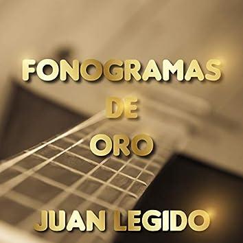 Fonogramas de Oro Juan Legido