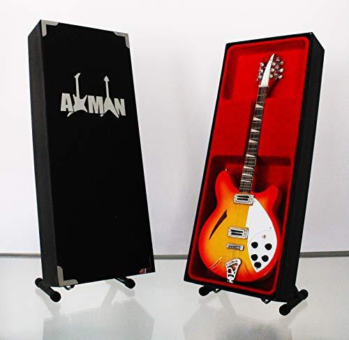 Tom Petty (Heartbreakers) – Réplica en miniatura de guitarra