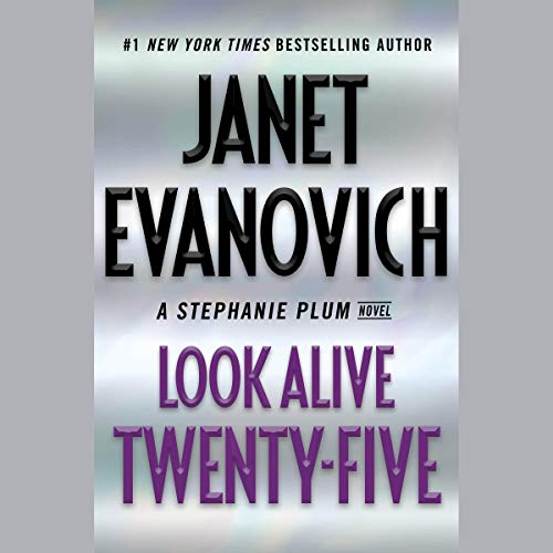 Look Alive Twenty-Five audiobook cover art