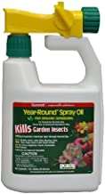 Summit 121-12 Year-Round Spray Oil for Garden Insects Ready-to-Spray, 1-Quart