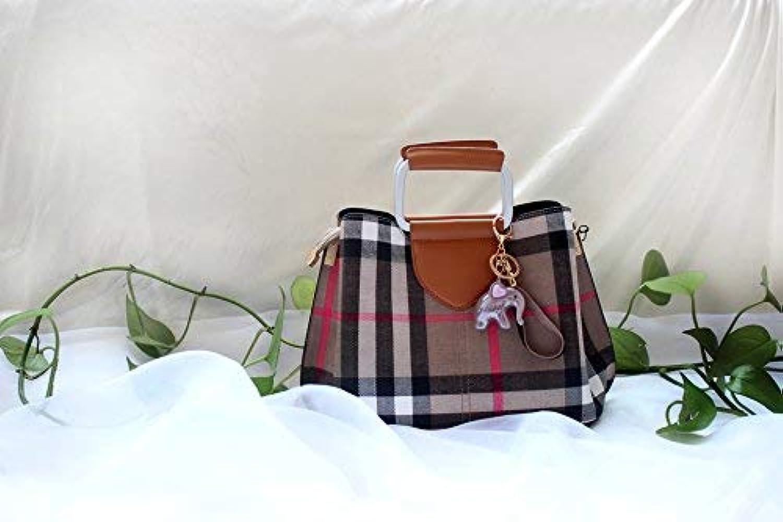 Huasen Evening Bag Small Bags Ladies' Shoulders Simple Shoulder Bag Simple Fashion Shell Bag Hand held Party Handbag (color   Jane Berger)