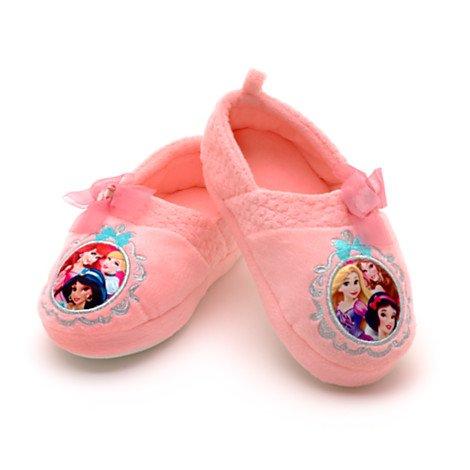 Chaussons chaud intérieur pour enfants La Princesses Disney pour enfants - taille UK 9 - 10 ---- EU 27 - 28