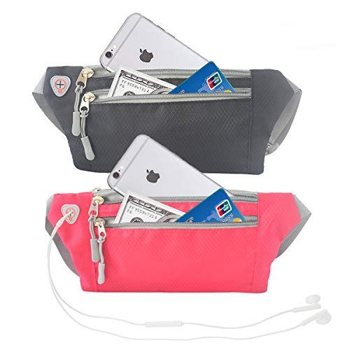 Veriya Waist Pack Bum Bag,Running Waistpack Lightweight Fanny Pack Bag...