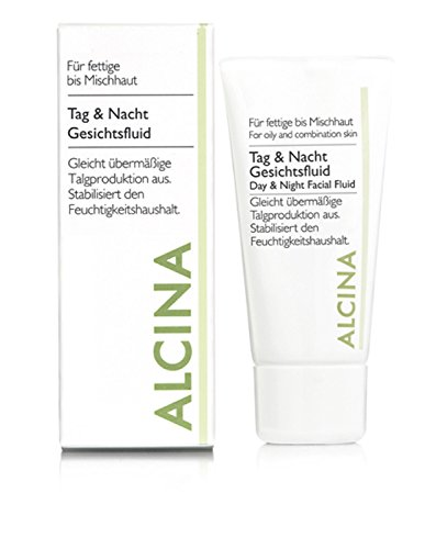 Alcina Day And Night Fluid, 50 Ml