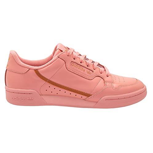adidas Damen Continental 80 W Sneaker Pink, 40 1/3