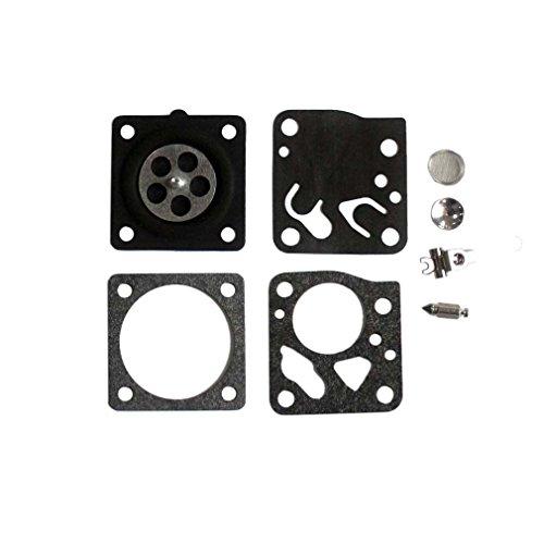 AISEN Carburetor Diaphragm Repair Rebuild Kits for Tillotson RK-21HU 632933 Jiffy Ice Auger Tecumseh TC300