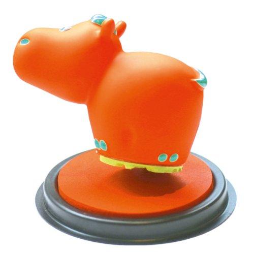 Unbekannt Aladine 3003697 – Stampo Zozo Hippopotame, Orange/Vert