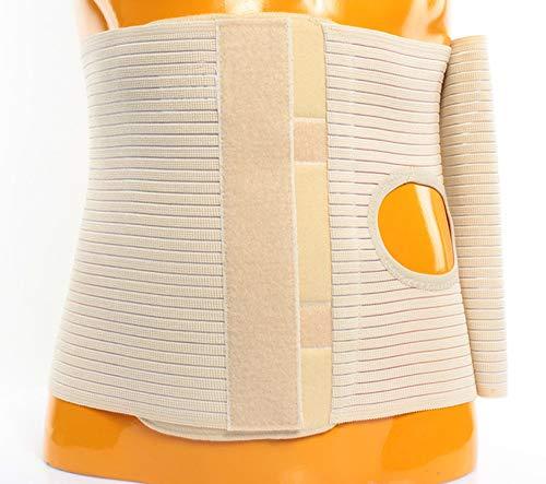 Armor - Stoma-Bandage - Schutz des Auffangbeutels, Rehabilitation und Unterstützung, Prävention der peristomalen Hernie.