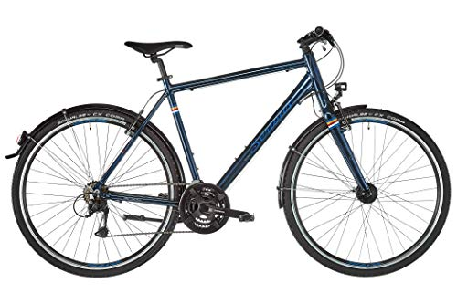 SERIOUS Cedar S Hybrid Blue Rahmenhöhe 48cm 2019 28