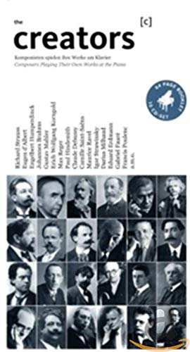 The Creators - Komponisten spielen ihre Werke am Klavier