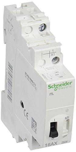 Schneider Electric A9C30211 iTL Telerruptor, 1P, 1NO, 16A, 2