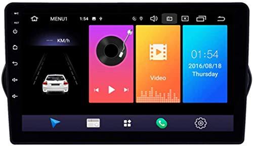 Pantalla táctil Completa de 9 Pulgadas Android 9.1 Navegación Multimedia para FIAT EGEA 2015-2018, RDS FM Am Coche Retente con Sistema GPS, admite DSP USB, etc, 4 núcleo, WiFi: 1 + 16GB
