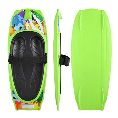 EVA estera de agua Rodillas Pad Surf Panel angular con doble apoyabrazos laterales para practicar deportes acuáticos Surf Navegación Embarcación a motor adecuado para adolescentes y adultos,V2