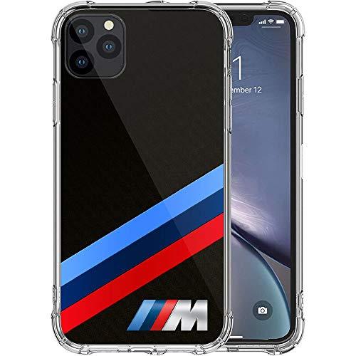 DoDoe B MW L OGO Funda iPhone 6 Plus & Funda iPhone 6S Plus Case Soft TPU Clear Shockproof Rugged Airbag Phone Case Cover V-070