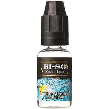 電子タバコ リキッド ダブルメンソール柚子ブレンド 国産ブランドBI-SO Liquid 15ml