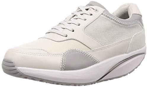 MBT Rocker Bottom Shoes Mujer - Zapatos casuales para uso diario Osaka, gris (gris), 40 EU
