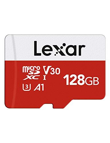 Lexar Carte Micro SD 128 Go, Carte...