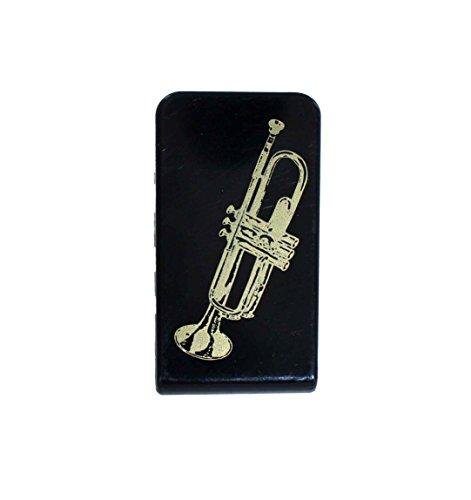 Notenklammer Instrumente Trompete - Schönes Geschenk für Musiker Trompete