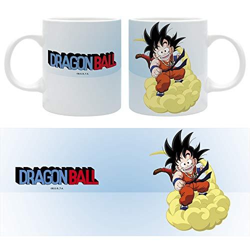 THE GOOD GIFT Dragon Ball - Taza - 320 ml - Goku niño