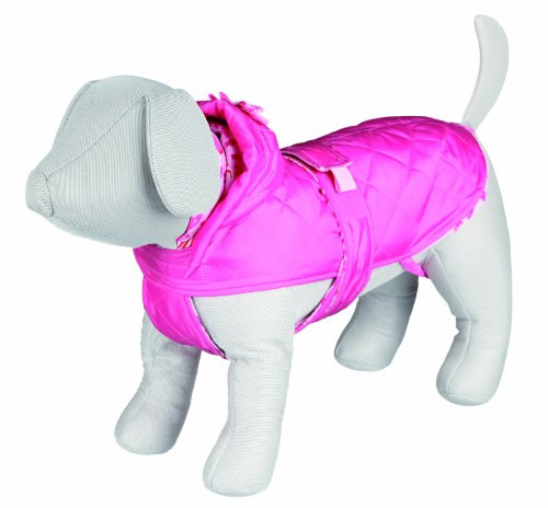Trixie Mantel Milano III, S: 40 cm, pink