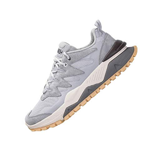 Zapatos Casuales para Mujer, Zapatillas clásicas Gruesas de Colores Mixtos, Plataforma Suave, Zapatillas Deportivas Informales para la Calle, Zapatillas cómodas