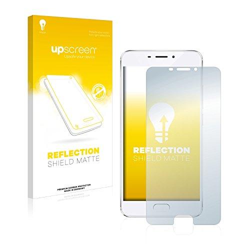 upscreen Entspiegelungs-Schutzfolie kompatibel mit Meizu M5 Note – Anti-Reflex Bildschirmschutz-Folie Matt