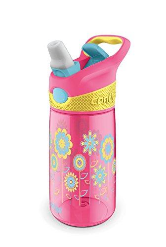 Contigo Trinkflasche Striker, Cherry Pink Flowers, 1000-0349