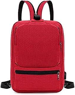Dengyujiaasj Backpack, Fashion Backpack Men Backpack Multifunction Oxford Cloth Wear Backbag Chest Pack Perfunctory Sling ...