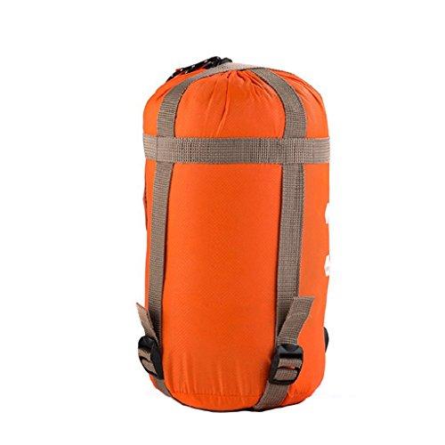QFF-SD Sac de Couchage Extérieur 12 °C Enveloppe/Mini Sac Rectangulaire Garder Chaud Portable Ultra Léger