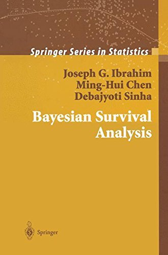 Bayesian Survival Analysis (Springer Series in Statistics) by Joseph G. Ibrahim Ming-Hui Chen Debajyoti Sinha(2004-12-07)