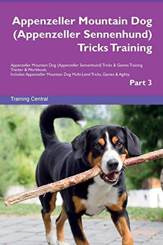 Appenzeller Mountain Dog (Appenzeller Sennenhund) Tricks Training Appenzeller Mountain Dog (Appenzeller Sennenhund) Tricks & Games Training Tracker &