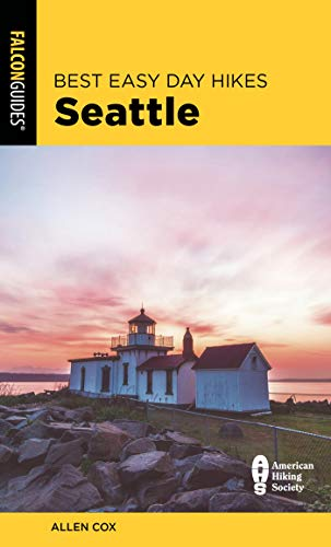 Best Easy Day Hikes Seattle (Best Easy Day Hikes Series) (English Edition)