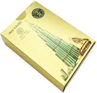 24K Gold Foil Burj Khalifa Playing Card, EXPO 2020