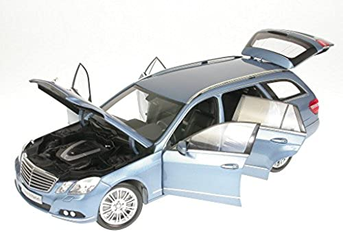 Mercedes S212 E-Klasse T-Modell Elegance indigolithblau Modellauto1 18
