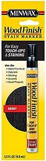 Minwax 634900000 Wood Finish Stain Marker, Ebony
