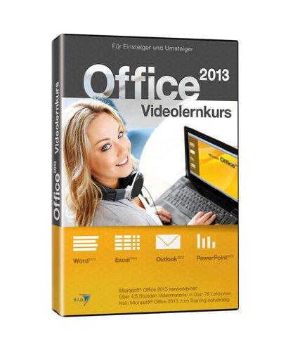 Office 2013 Videolernkurs [import allemand]