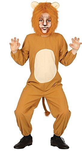 Guirca 83371.0 Löwe Kostüm Größe 7-9 Jahre