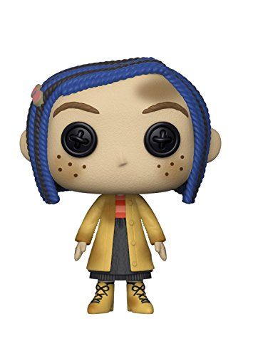 Funko Pop Movies: Coraline - Coraline As A Doll Collectible